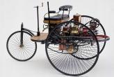 первый автомобиль в мире Benz