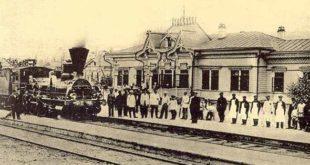 История железнодорожных путей
