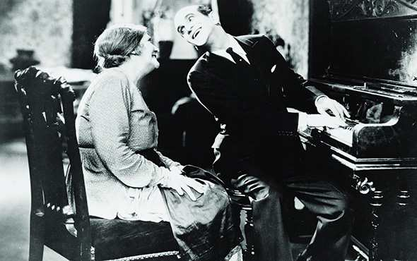 «Певец джаза» 1927 г.