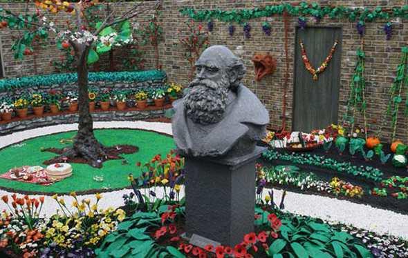 Памятник Уильяму Харбуту