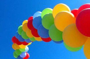 История воздушных шариков