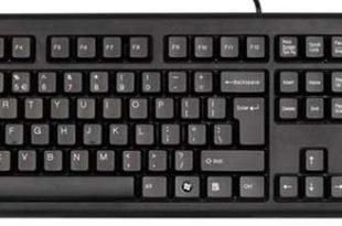 История клавиатуры