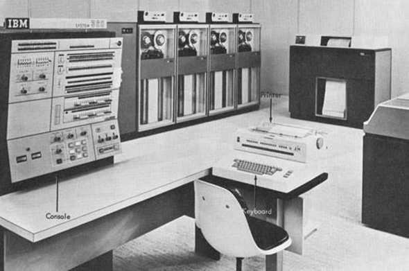 ЭВМ IBM-360