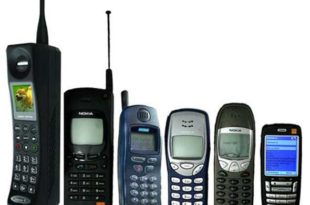 История мобильного телефона