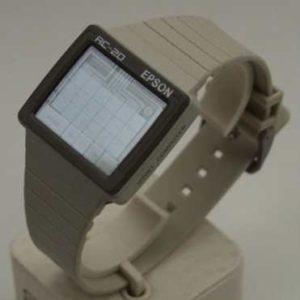 RC-20 Wrist Computer Epson