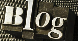 История блога