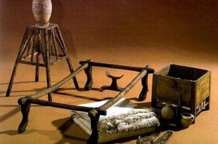 Египетская мебель