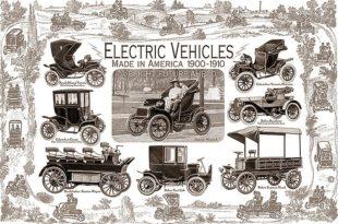 История появления электромобиля