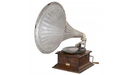 Граммофон - это колыбель звукозаписи