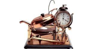 Где и когда изобрели будильник