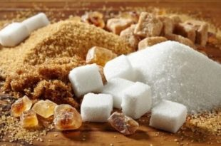 когда появился сахар