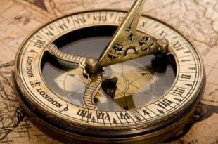 История компаса кратко – кто и где изобрел