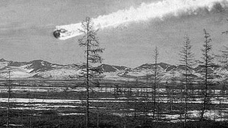 Тунгусская катастрофа: метеорит или эксперимент Теслы?