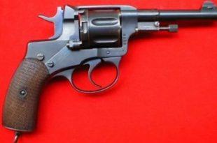 Кто создал первый револьвер? Какие они бывают