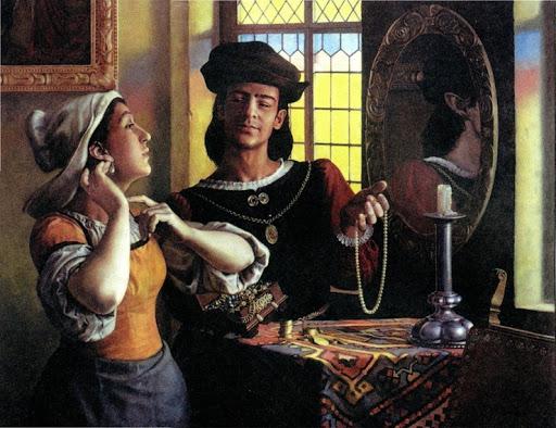 Зеркала: история и производство