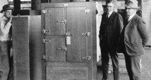 Когда появился холодильник. История развития холодильников