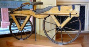 Когда был изобретен велосипед? История создания