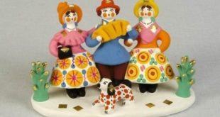 Дымковская игрушка история - возникновения для детей кратко