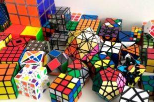 Кто придумал Кубик Рубика. Интересные факты