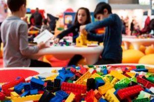 История Лего - конструктора для всей семьи