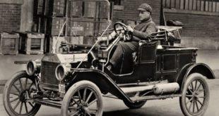 Кто построил первый автомобиль