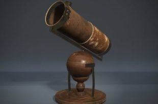 Кто из ученых первым создал телескоп