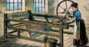 Кто изобрел механическую прялку