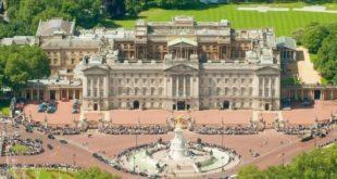 что такое Букингемский дворец