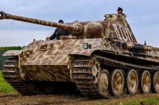танк пантера характеристики и недостатки