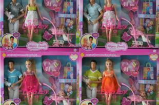 Когда появилась первая кукла и эволюция куклы Барби, от начала и до наших дней. История Барби, когда появилась.