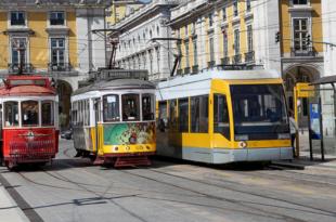 Самый первый в мире ТРАМВАЙ. Первый трамвай в России