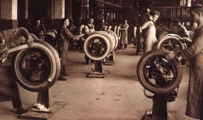 кто создал колесо